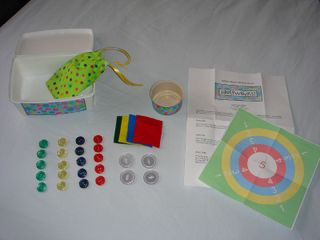 Tiddlywinks contents