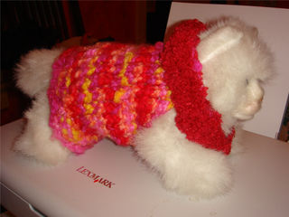 Doggie sweater