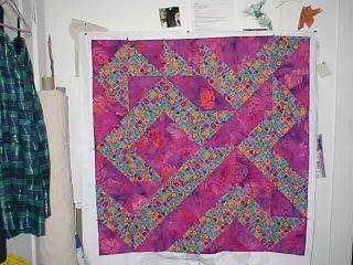 Linda sue quilt in progress