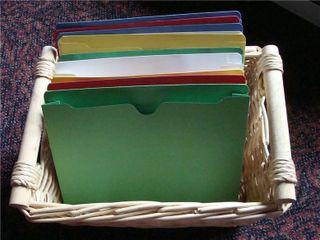 Workbox folders
