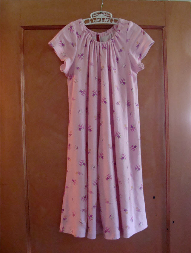 Old times nightgown