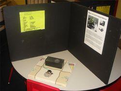 Morse code station