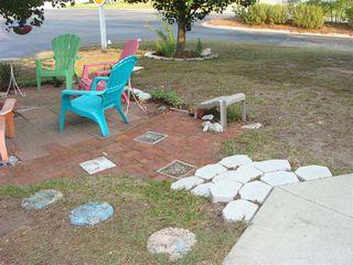 Daba's patio addition