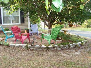 Daba's patio