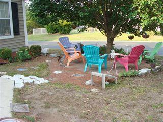 Daba's whole patio