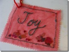 net joy ornament