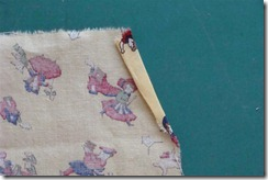 second corner fold
