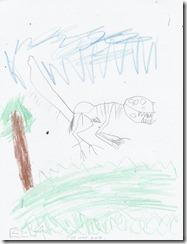 dinosaur sketch