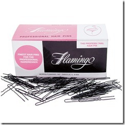 box of hairpins