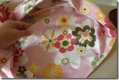 pillowcase flap