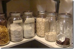 large pantry jars