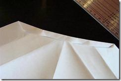 fold cut edge