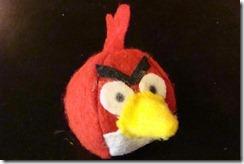 angry bean bag bird