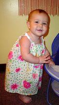 Pillowcase dress baby