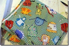 apron fabric yardage