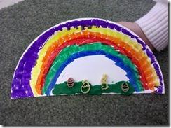 library rainbow craft (Medium)