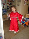Magistrate dress