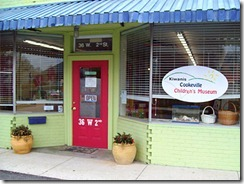 kiwanis cookeville children's museum logo store front