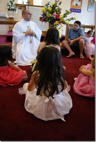 childrens homily for easter