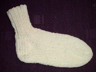 First_sock
