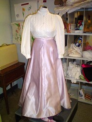 Walking_suit_skirt_and_blouse_front